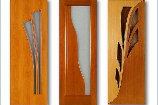 Крашеные двери и их преимущества