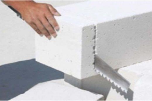 Виды газобетона – для постройки стен