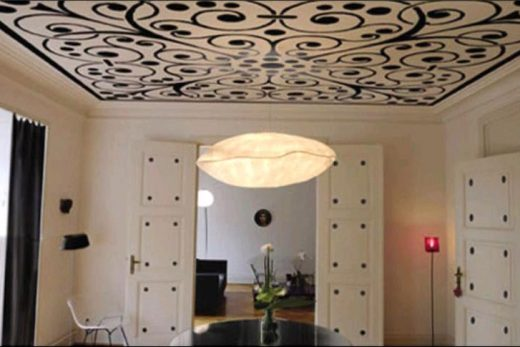 Способы, которыми можно отделать потолок в квартире