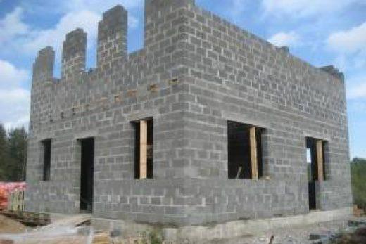 Керамзитобетон, для стройки армированных стен