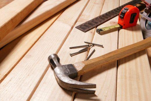 Если ремонт деревянных окон неизбежен