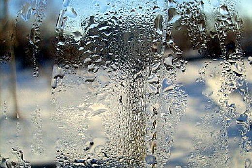 Причины конденсата на окнах