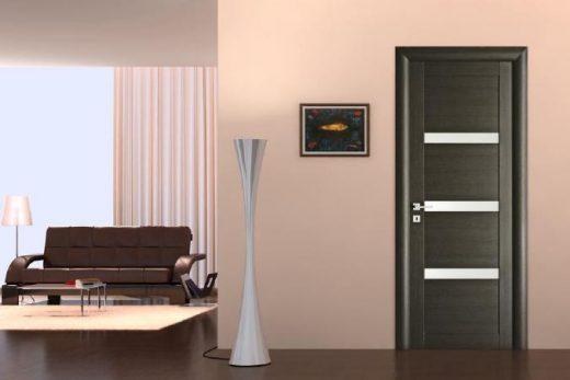 Стоит ли покупать ламинированные двери?