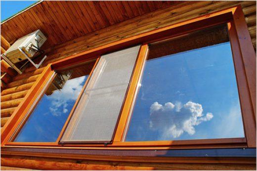 Устанавливаем деревянное окно своими силами