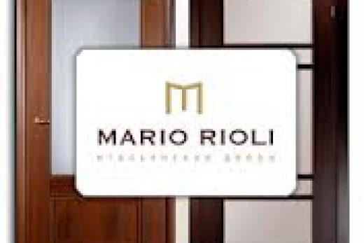 Межкомнатные двери Марио Риоли.