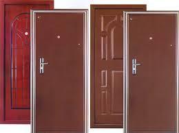 На что обратить внимание выбирая входные металлические двери