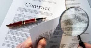 Письменный перевод строительных контрактов