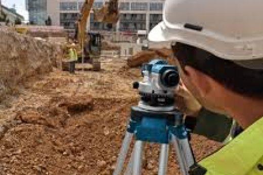 Подготовка участка-геодезическая и топографическая съемка