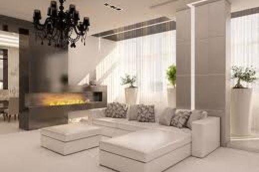 Стильный дизайн интерьера для современного жилья