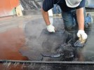 Методика теплоизоляции крыши. Мастика битумная кровельная