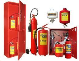 Пожарная безопасность объектов