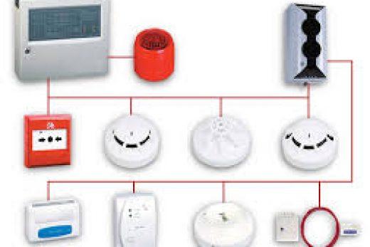 Пожарная сигнализация для жилых помещений