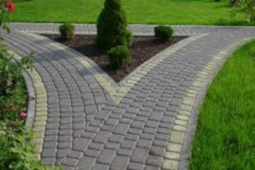 Тротуарная плитка для ландшафтного дизайна