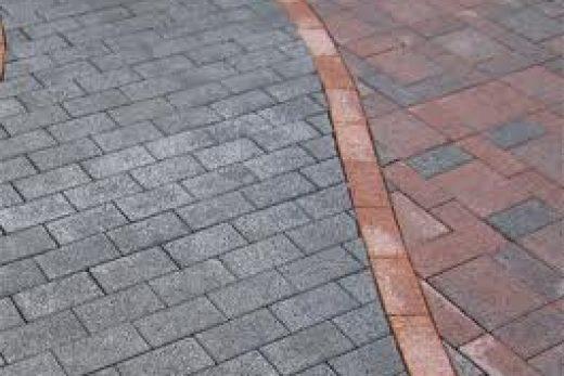 Тротуарная плитка в дизайне мегаполиса