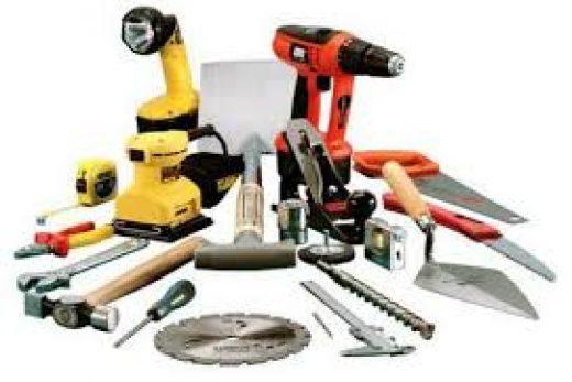 Инструмент для разных видов строительных работ