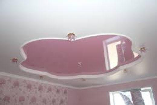 Натяжные потолки-лучшее для современного ремонта