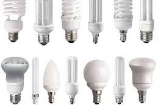 Энергосберегающие светильники и выключатели