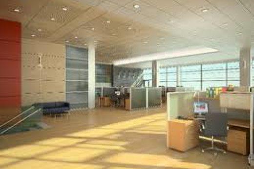 Проектирование и отделка офисов
