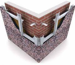 Фасад из керамогранита с индивидуальной вентиляцией. Вентилируемый фасад из керамогранита