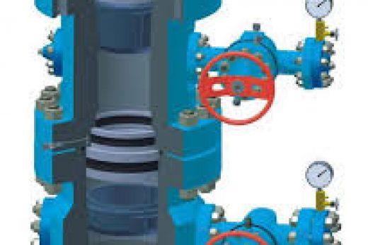 Обвязка водозаборной скважины