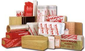 Строительные материалы.Преимущества каменной ваты Rockwool