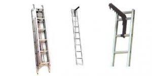 Разновидности ручных пожарных лестниц