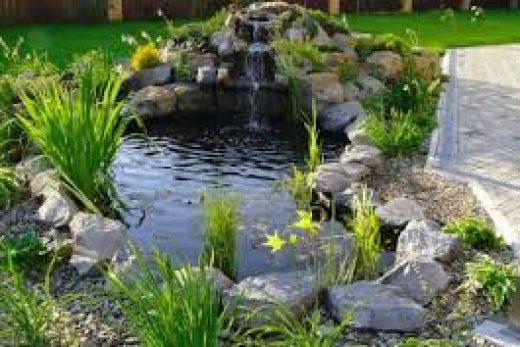Устройство подачи воды в домашнем водопаде и насосы для качественной фильтрации