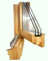 Выбор и установка деревянных окон в доме
