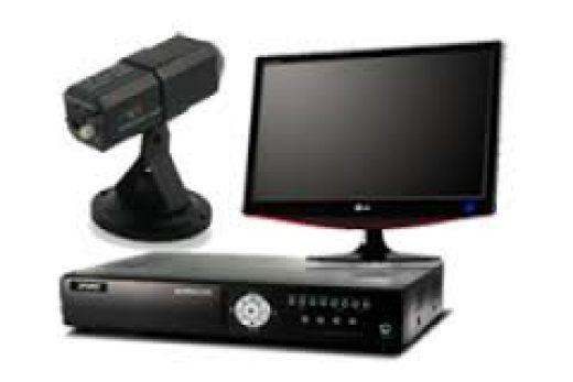 Установка систем видеонаблюдения на работе и дома