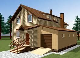 Высушенная древесина или оцилиндрованное бревно - из чего строить дом?
