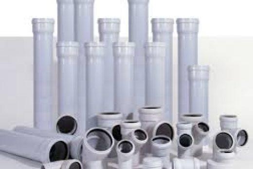 Фитинги для канализации и водопровода.