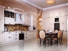 Кухня в стиле Арт-нуво: симбиоз практичности и элегантности
