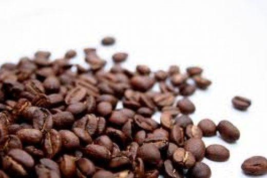 Натуральный кофе в специализированном магазине