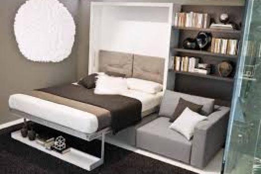 Шкаф-кровать – максимальное удобство на ограниченном пространстве