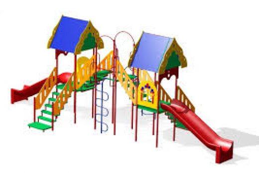 Выбор комплектации для детской площадки.