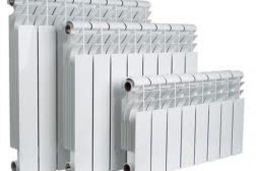 Расчет характеристик биметаллических радиаторов.