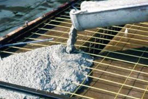 Монолитный бетон в строительстве загородного дома.