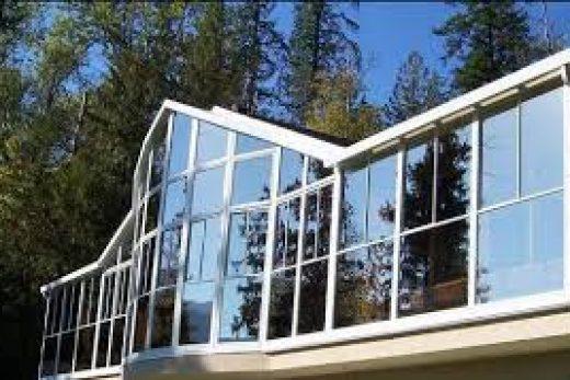 Новый тренд в строительстве — витражное алюминиевое остекление