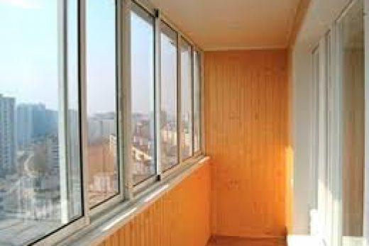 Отделка балкона своими руками.