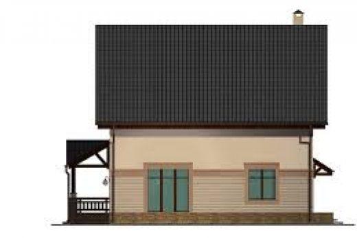 Внешняя и внутренняя отделка стен дома из арболита