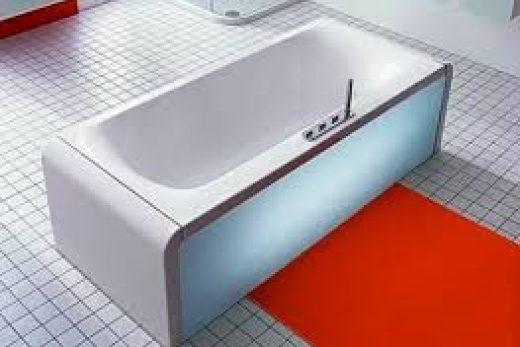 Закрыть ванную экраном — дизайнерский ход и функциональность!