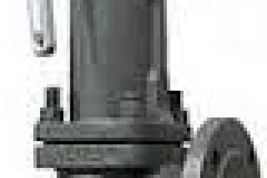 Характеристики предохранительного клапана ДУ125