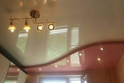 Украсьте свой дом натяжными потолками!