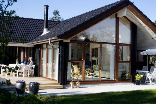 Дом в скандинавском стиле: лаконизм и прагматика